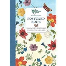 Royal Horticultural Society Postcard Book: 20 Colourful Patterns to Pull Out and Send