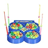 Fish Catching Game (Assorted Color)