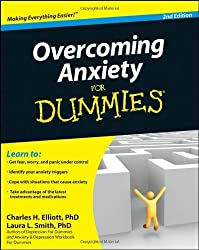Overcoming Anxiety For Dummies by Charles H. Elliott (2010-04-26)