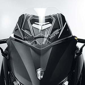 Bulle Sport Claire Biondi Pour Yamaha Tmax 530