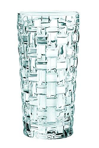 Spiegelau & Nachtmann 4-teiliges Longdrink-Set, Kristallglas, 395 ml, Bossa Nova, 0092075-0 (Highball-glas)
