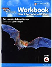 Heinemann Explore Science Workbook (Cambridge International Examinations) for Grade 4 by Pearson (Primary Explore Science International Edition)