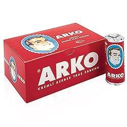 Arko Rasierseife 12 x 75gr