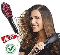 Descrizione: La spazzola lisciante in ceramica EuroQuality è la spazzola migliore per lisciare i capelli! È veloce e facile da utilizzare, è necessario spazzolare semplicemente i capelli asciutti per lisciarli e renderli dritti. ...