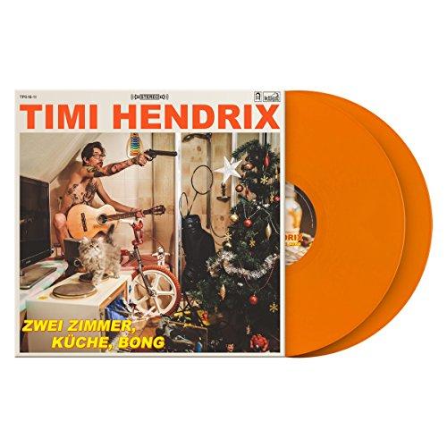 2 Zimmer,Küche,Bong (Ltd.Orange 2lp+CD) [Vinyl LP] (Orange Zimmer)