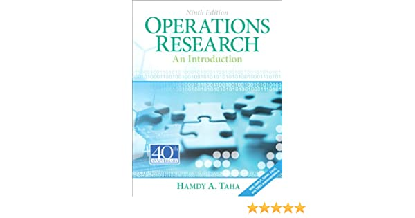 Operations research an introduction amazon hamdy a taha operations research an introduction amazon hamdy a taha 9780132555937 books fandeluxe Choice Image
