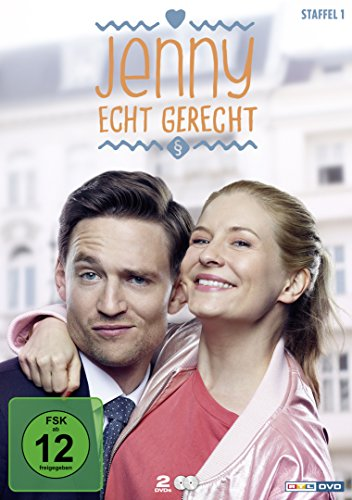 Jenny - echt gerecht, Staffel 1 [2 DVDs] - Echte Serie