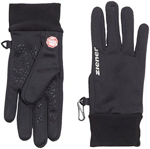 Ziener Herren Handschuhe Irio WS Gloves Multisport Multisporthandschuhe, Black, 9,5