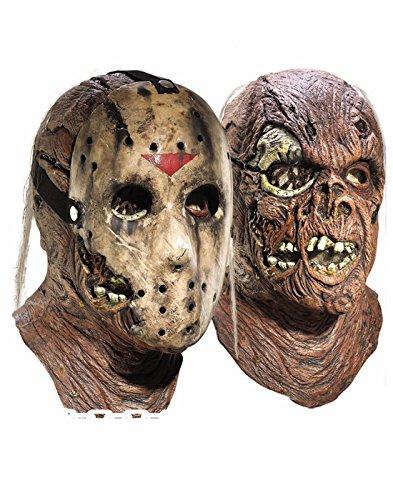 Jason New Blood Maske für (Horrorfilm Maske)