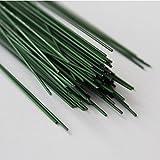 Big de Sam–100Unidades de alambre–ranuras alambre en verde | diferentes tamaños UD...