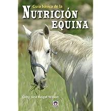 Guía Básica de Nutrición Equina