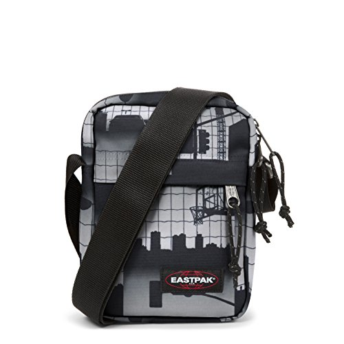 Eastpak THE ONE Borsa Messenger, 21 cm, 2.5 liters, Grigio (Compton Court)
