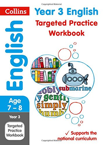 Year 3 English Targeted Practice Workbook: 2019 tests (Collins KS2 Revision and Practice) por Collins KS2