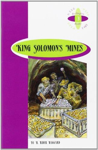 KING SOLOMON`S MINES 3ºESO por Rider Haggard