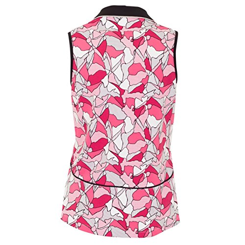 Calvin Klein - T-shirt de sport - Femme fleurs