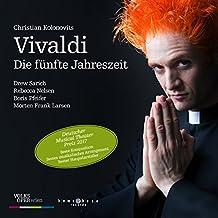 Vivaldi die fünfte Jahreszeit [DVD-AUDIO] [DVD-AUDIO] [DVD-AUDIO]