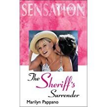 The Sheriff's Surrender (Sensation) by Marilyn Pappano (2002-06-21)