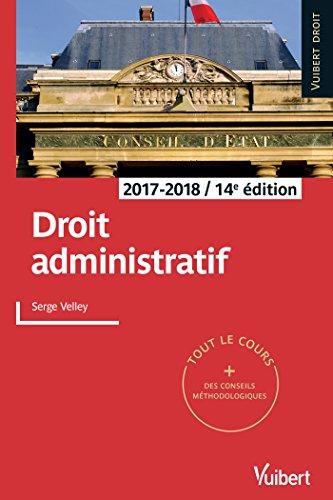 Droit administratif: 2017-2018