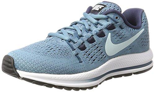 Nike Damen Wmns Air Zoom Vomero 12 Laufschuhe, Blau (Bleu Céruléen/Bleu Orage/Bleu espace/Bleu Glacier), 41 EU Nike Zoom Vomero Damen
