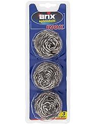 Arix Pagliette Inox - 3 Pezzi