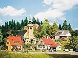 HO/TT Starter set Waldkirchen Village by Auhagen