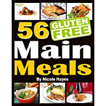 Easy-As Recipes: 56 Gluten-Free Main Meals (Easy-As Gluten Free Recipes) (English Edition)