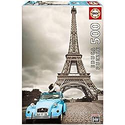 Educa Borrás 14845 - 500 Torre Eiffel Paris