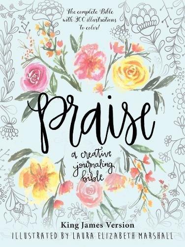 Praise: A Creative Journaling Bible