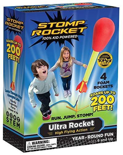 Stomp Rocket 365046 Ultra - Druckluftrakete