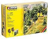 NOCH 24301 - Bäume-Bausatz, 8-14 cm hoch