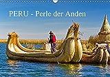 Peru - Perle der Anden (Wandkalender 2018 DIN A3 quer): Pittoreske Landschafts- und Städtebilder (Monatskalender, 14 Seiten ) (CALVENDO Natur) [Kalender] [Apr 04, 2017] Müller, Harry