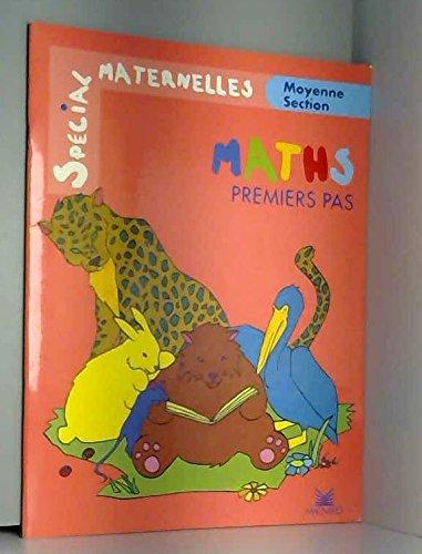 Maths premiers pas Moyenne Section
