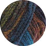 ALTA MODA SUPERBABY Color 301 - Petrol / Oliv / Kupfer / Dunkelrot