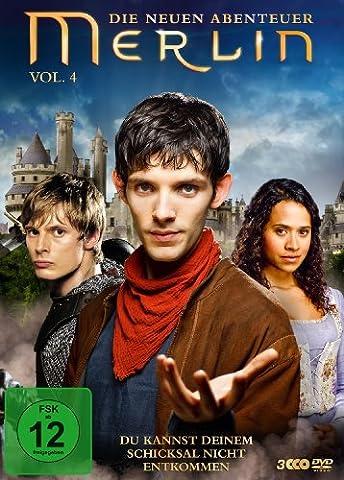 Merlin - Die neuen Abenteuer, Vol. 04 [3 DVDs]