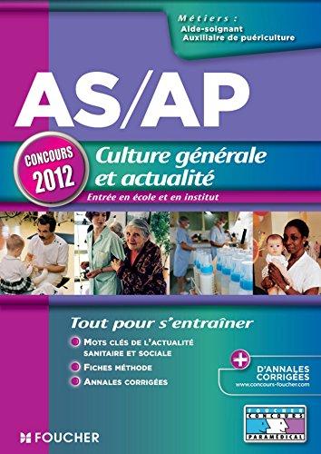 AS/AP Culture générale et actualité C...