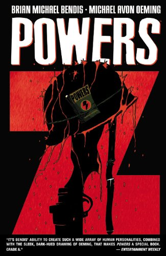 Powers: Z (Volume 13)
