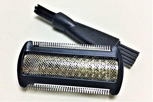 New Shaver Rasur Blade Kamm Klingen For Philips Norelco Bodygroom XA2029 XA525 YS522 YS524 YS534 TT2000 TT2021 TT2020 TT2022 TT2030 TT2039 Razor head Rasierer Rasierkopf Ersatz Zubehör Teile (Norelco Kamm)