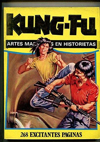 Kung Fu retapado numeros 46-45-47-48