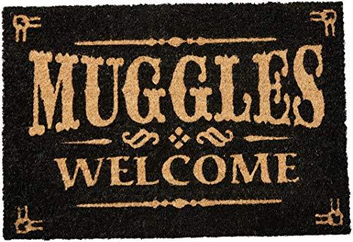 Pyramid International Felpudo Harry Potter Muggles