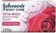 JOHNSON'S, Body Soap, Vita-Rich, Soothing