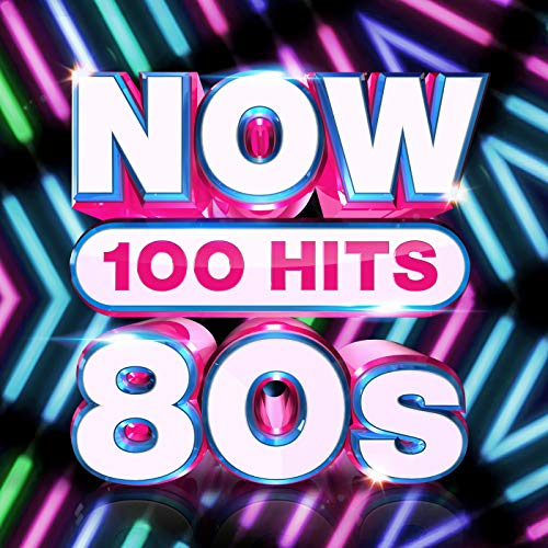* NEW * NOW 100 Hits 80s - Superb 5 CD collection of the best eighties hits.