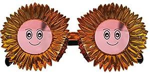 CREATIVE Vidrios del partido en forma de sol Sonreír
