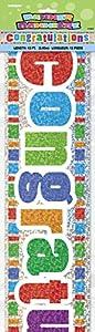 Partido Ênico 12 pies Prism Felicidades Banner