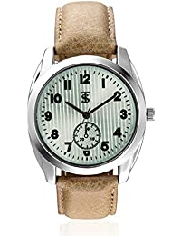 TSX Analog Watch With Leather Strap WATCH-051