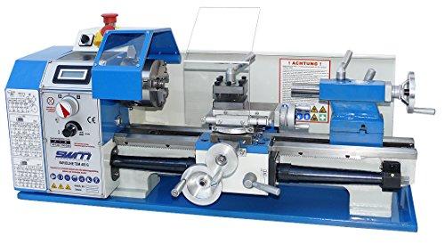 SWM Vario Leitspindel Tisch Drehmaschine Varioline TDM 400G