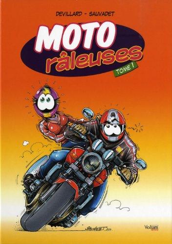 Moto Râleuses t1