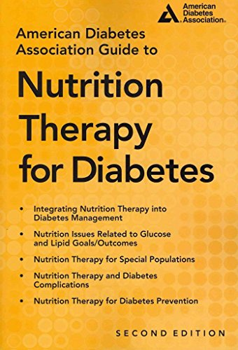 [American Diabetes Association Guide to Nutrition Therapy for Diabetes] (By: Marion J. Franz) [published: July, 2012]