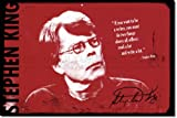 Stephen King Art Print Photo Poster With Signed Autograph Reproductions 12x8 Inch Unique Gift