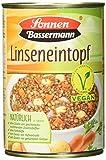 Sonnen Bassermann Linseneintopf, vegan, 6er Pack (6 x 400 g)