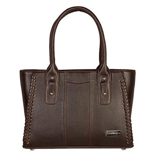 Louise Belgium Designer Handbag for Women - Brown